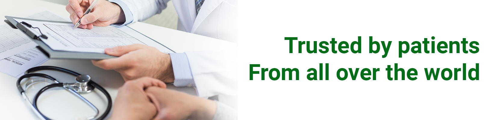 Trusted By patients
